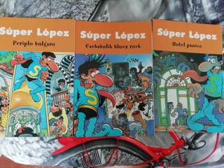 comics super lópez