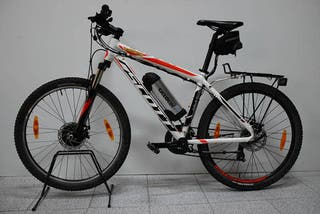 BICICLETA ELECTRICA SCOTT ASPECT