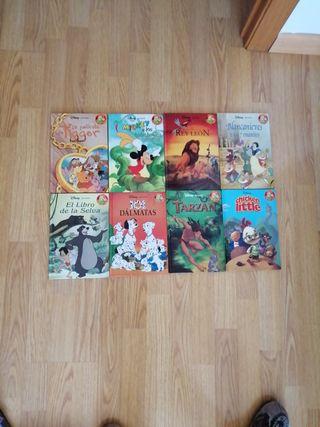 Libros Disney económicos, nuevos.