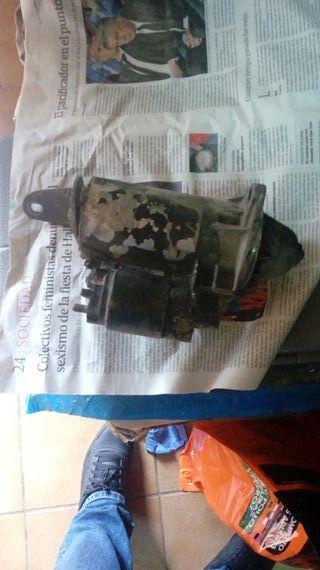 Motor de arranque kadett gsi