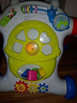 Correpasillos Toy Planet