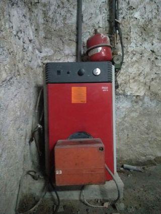 caldera de gasoil roca NGO50