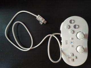 Mando clásico consola Wii