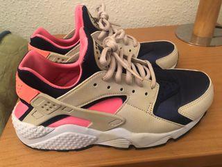 Vendo zapatillas Nike Air Huarache
