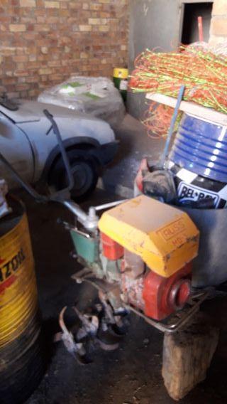 Motocultor truss diesel