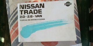 manual de instrucciones nissan.