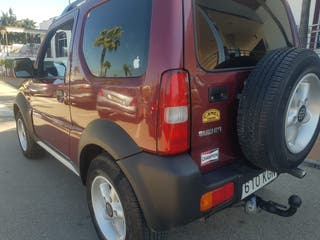 Suzuki Jimny 1.3i 16v 82cv IMPOLUTO!!!