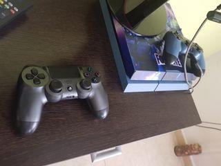 mando play 4 más dos juegos