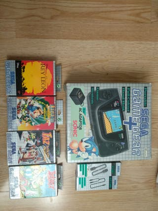 Game Gear Lote