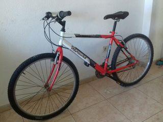 bicicleta las ruedas 26