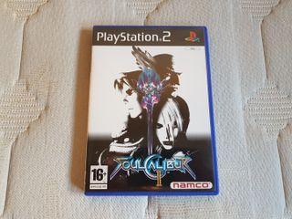 Soul Calibur II PS2