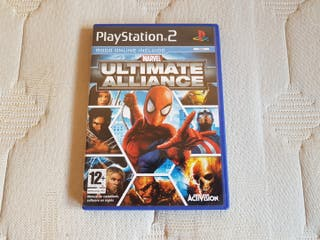 Ultimate Alliance PS2