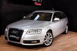Audi A6 3.0 Tdi Quattro 2010 Tiptronic