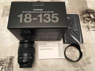 Fujinon XF 18-135mm F3.5-5.6 R LM OIS WR