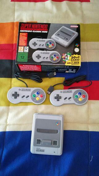 Nintendo classic Mini: Super Nes