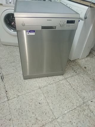 lavavajillas acero seminuevo