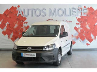 Volkswagen Caddy Furgón 2.0TDI 55kW 75 cv. 62000 km