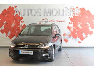 Volkswagen Touran 1.6TDI - 7 Plazas Auto DSG  110cv 