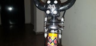 """BICICLETA BMX 16"""" MONTY"""
