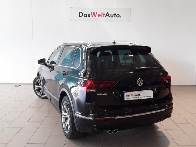 Volkswagen Tiguan Sport R-LINE