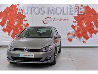 Volkswagen Golf TDI BMT Sport  110cv  Techo   Cuero  Bixenon  Nav