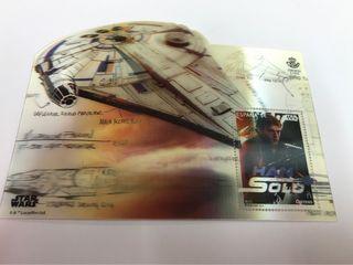 Sello STAR WARS Han Solo