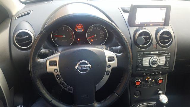 Nissan Qashqai+2 2009 Jaén y Madrid (A4)