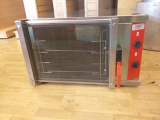 Horno industrial pan