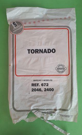 Bolsas aspirador Tornado 2046 y 2400