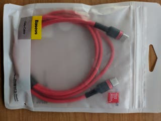 Cable usb tipo c - tipo c