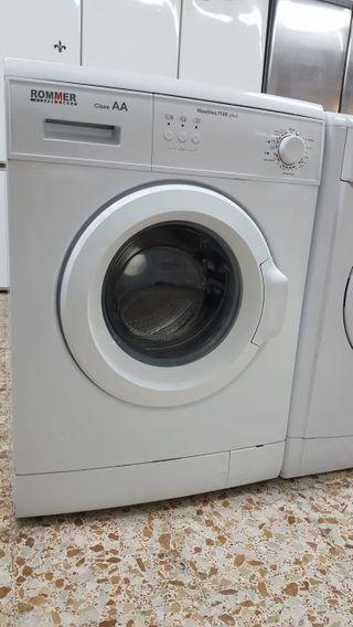 lavadora rommer 5kg