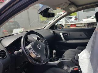 Nissan Qashqai tekna Sport techo panorámico.