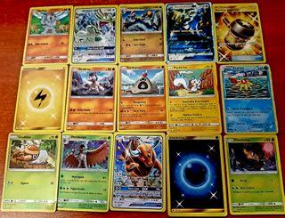 15 Cromos Pokemon