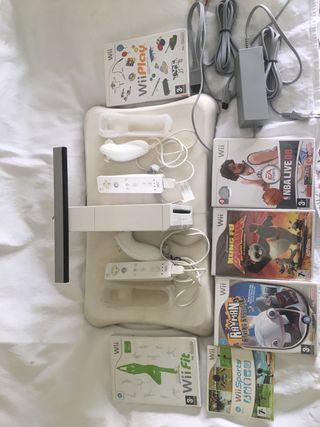 Nintendo Wii + Accesorios