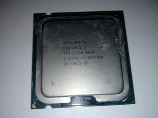 Cpu intel pentium 915 2,8ghz