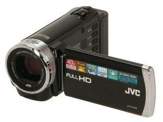 Videocamara FullHD JVC GZ-E200