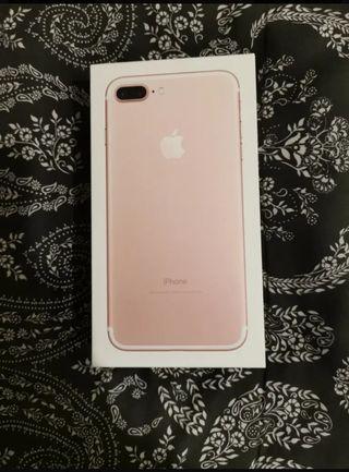 iphone 7 plus 32 gb rosa oro