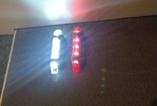 Luz delantera para mtb
