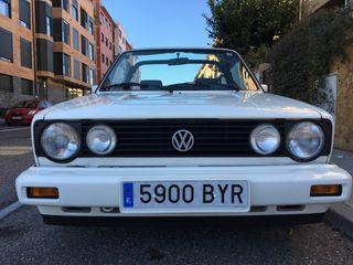 Volkswagen Golf Mk1 Karmann 1989