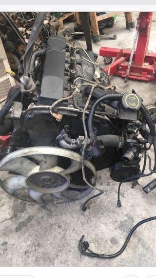 Despiece motor ford transit d2fa