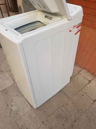 lavadora carga superior 5kg indesit semi nuevo