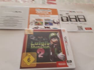 LUIGI'S MANSION 2 CONPLETISIMO PARA NINTENDO 3DS