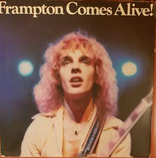 PETER FRAMPTON - Frampton Comes Alive (Disco, 2LP)