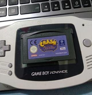 Crash Fusion Game Boy Advance
