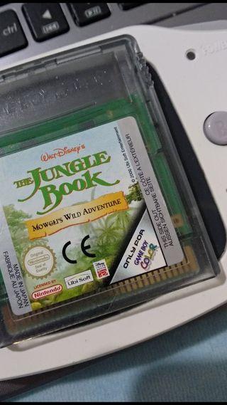 El Libro de la Selva GAME BOY Color