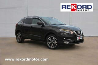 Nissan Qashqai 1.5 DCI 4x2 110CV N-CONNECTA KM0-TECHO PANORAMICO-LED