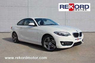 BMW Serie 2 220d COUPE 190cv SPORT -STEPTRONIC 8VEL-