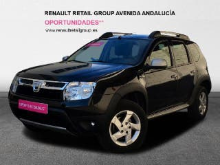 Dacia Duster dCi Laureate 2013 4x4 81kW (110CV)