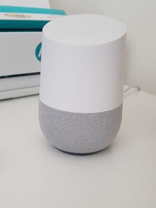 google home altavoz