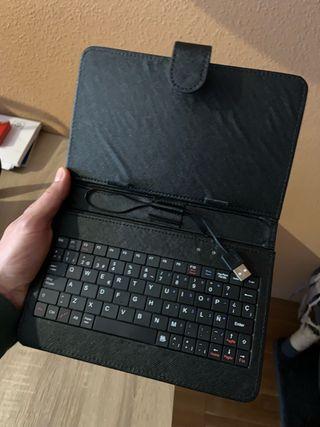Teclado tablet USB